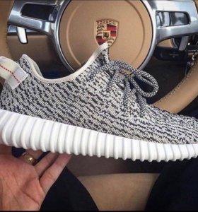Adidas Yeeazy Boost White 41-44