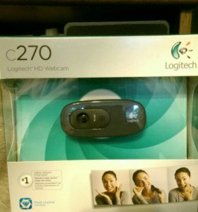 Logitech c270 HD Webcam (Веб камера)