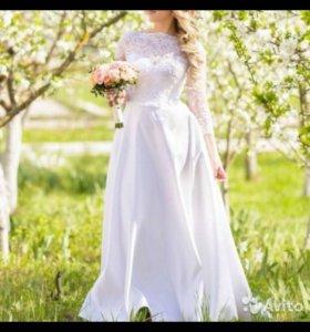 Свадебное платье от дизайнера Наталья Романова