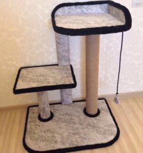 Новый игровой комплекс (когтеточка) для кошек