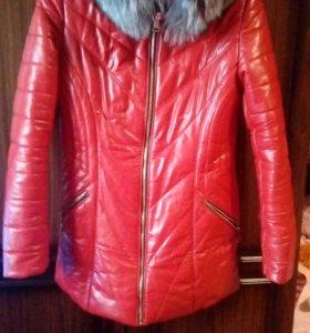 Куртка зима 46-48