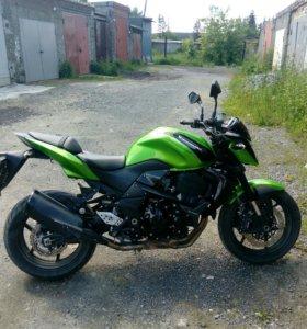Kawasaki ZR750P 2012 ABS