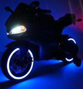 Детский электро мотоцикл A0