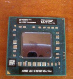 Процессор amd a-6 3400m