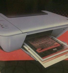 Принтер сканер копир HP 1515