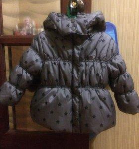 Куртка зимняя/демисезон