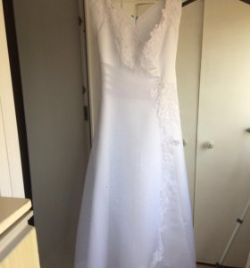 Свадебное платье размер 48-56
