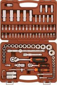 Набор инструментов 82,94 предмета Ombra