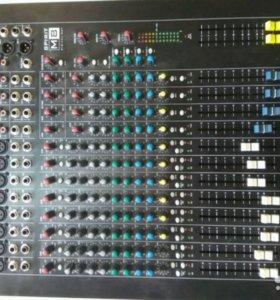 Sound craft Spirit M8 16-канальный микшер пульт