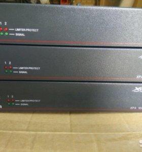 Усилитель мощности Extron XPA1002-100V,двухканал