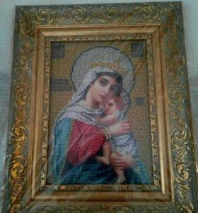 Икона Божией Матери Отчаянных единая надежда