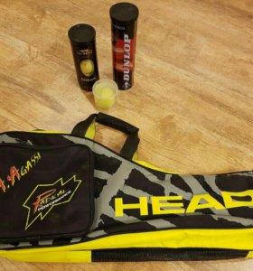 Ракетка теннисная Head 660 Scorpio
