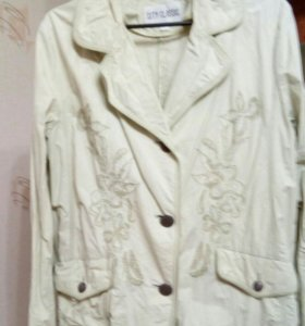 Ветровка-пиджак жен.