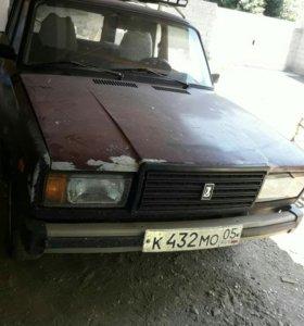 ВАЗ 2104 фургон