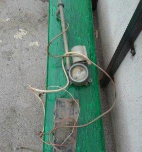 антенна с электроподёмником