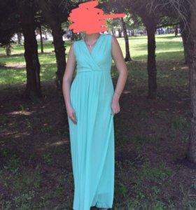 Платье(длинное)
