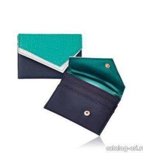 Кошелёк для карточек и визиток