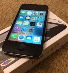 iPhone 4S Black 16гб