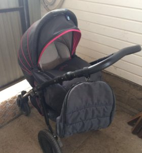 Детская коляска Tutis Zippy Sport Plus 3в1