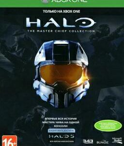 Halo Master Chielf collection Xbox One