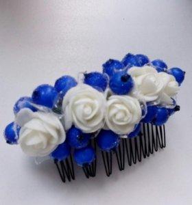 Гребешки и ободки для волос