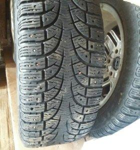 Оригинальные колеса на Ford, r16