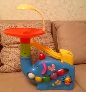 Музыкальный слоник Playskool