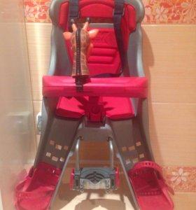 Велосипедное кресло до 15 кг