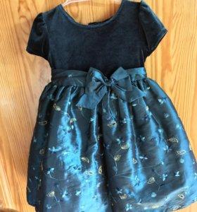 Платье на 2 года.