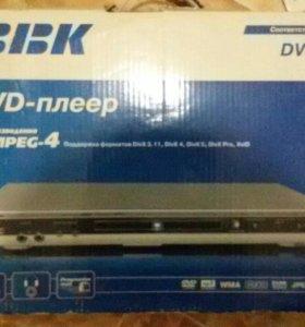 DVD плейер BBK