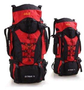 Новый Туристический рюкзак Jack Wolfskin 70л