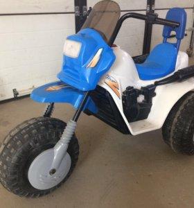 Электромотоцикл для детей