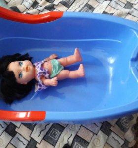 Новая ванночка