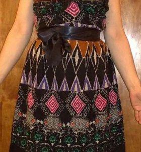 Платья-саоафаны