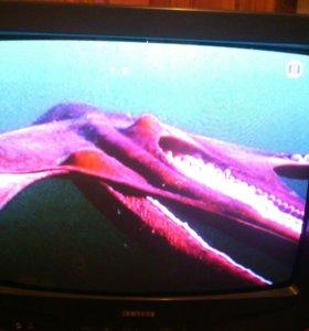 Телевизои самсунг54 см