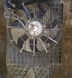 Радиатор кондиционера и охлаждения шкода Фабия
