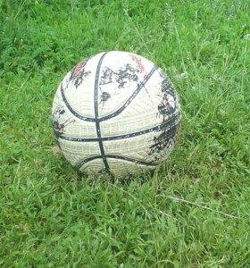 Баскетбольный, стритбольный мяч