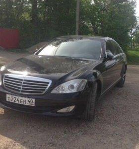 Mercedes - Benz S-класс