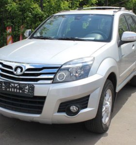 Great Wall Hover H3, 2014, 2.0 MT 116 л.с.
