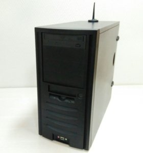 Intel Core2Duo E7500 2.9GHz, HD6670-1Gb, 4Gb, 500G
