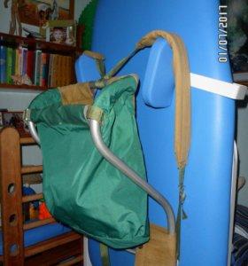 """Б/У каркасный рюкзак """"Малыш"""" для переноски детей"""
