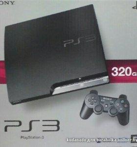 "Sony PlayStation3  ""syper slim"" 320g"