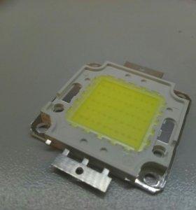 Светодиодов 50 Вт для прожектора