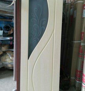 Двери дешево новые с образца