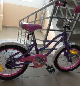 """Детский велосипед, для девочки 16"""""""