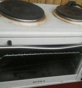 Печь гриль Supra