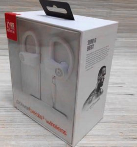 Наушники Powerbeats3 Wireless White