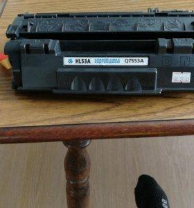 Картридж на принтер