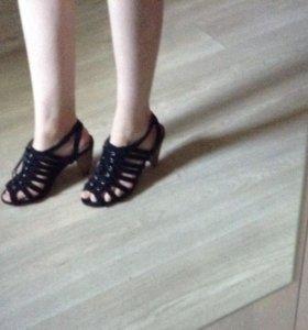 Туфли босоножки 38 р-р