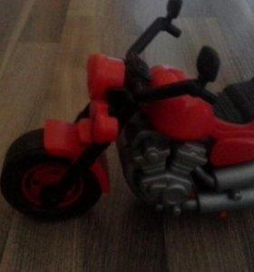Игрушка мотоцикал